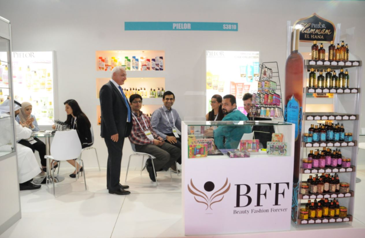 BEAUTYWORLD MIDDLE EAST DUBAI 2016